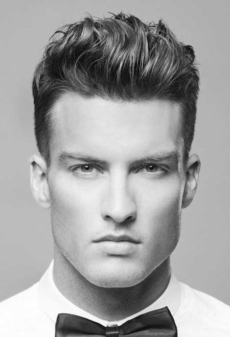 Mens haircuts gq