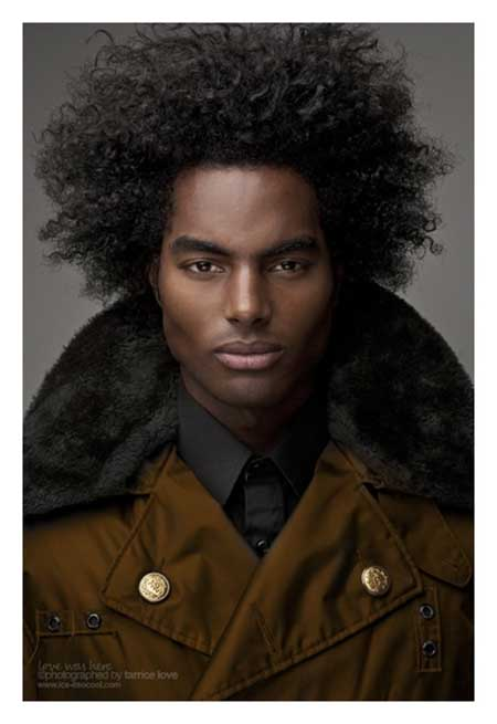 Hairstyles For Long Hair Black Guys : Best Haircuts for Black Men Mens Hairstyles 2016
