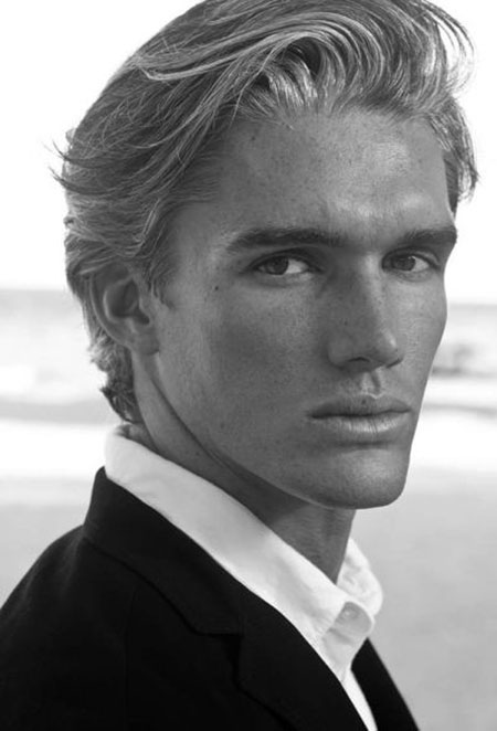 hairstyles for damas : 19 Cool Blonde Men Hairstyle Mens Hairstyles 2016